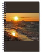Superior Sunset Spiral Notebook