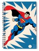 Superman 8 Spiral Notebook