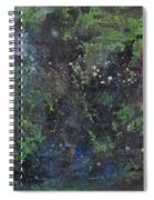 Supernova Number Three Spiral Notebook