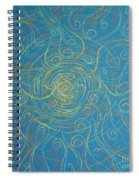 Superstrings Of The Qark Spiral Notebook
