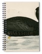 Sure Scoter Spiral Notebook