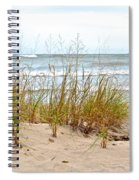 Surf And Turf Spiral Notebook