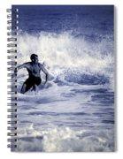 Surf At Summer Spiral Notebook