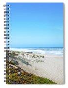 Surf Beach Lompoc California Spiral Notebook