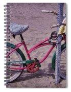 Surf Bike Spiral Notebook