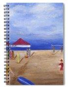 Surf Camp Spiral Notebook