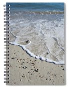 Surf Spiral Notebook
