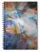 Surf Of The Spirit Spiral Notebook