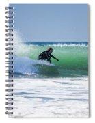 Surf Series 18 Spiral Notebook
