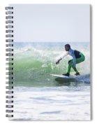Surf Series 21 Spiral Notebook