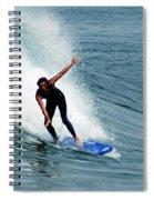 Surfer 1 Spiral Notebook