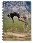 Surfer 9222013 Spiral Notebook