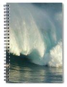 Surfing Jaws 1 Spiral Notebook