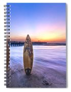 Surf's Up Spiral Notebook