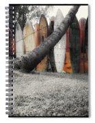 Surfs Up Spiral Notebook