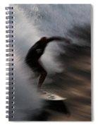 Surge Spiral Notebook