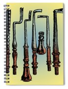 Surgical Instruments 16th Century Spiral Notebook