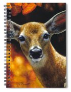 Whitetail Deer - Surprise Spiral Notebook