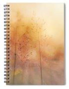Surreal Grass Spiral Notebook