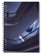 Surreal Modernity Spiral Notebook