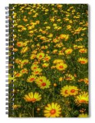 Surreal Spring Spiral Notebook