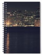 Surrender All Your Dreams To Me Tonight Spiral Notebook
