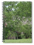 Surrounded By Summer Spiral Notebook