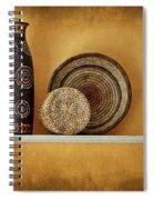 Susan's Shelf - Still Life Spiral Notebook