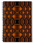 Suspended Spiral Notebook