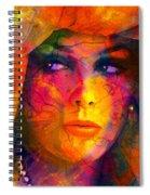 Suspicion Spiral Notebook