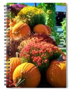 Sussex County Farm Stand Spiral Notebook