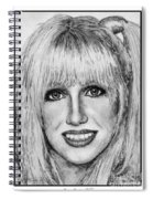 Suzanne Somers In 1977 Spiral Notebook