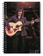 Suzy Boggus Spiral Notebook
