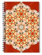 Svadhisthana Glory Spiral Notebook