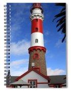 Swakopmund Lighthouse Spiral Notebook