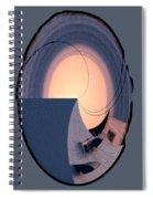 Swallowtail Lighthouse Fantash Spiral Notebook