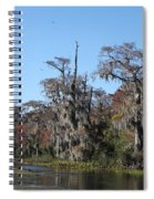 Swamp Serenity Spiral Notebook