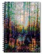 Swamp Colorfest Spiral Notebook