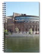 Swedish Parliament 02 Spiral Notebook