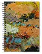 Sweet And Spicy Spiral Notebook