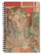 Sweet Angel Spiral Notebook