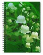 Sweet As Summer Spiral Notebook