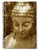 Sweet Buddha Spiral Notebook
