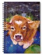 Sweet Buttercup Spiral Notebook