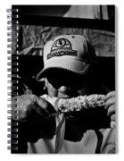 Sweet Corn 2.00 Spiral Notebook