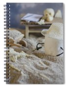 Sweet Discovery Spiral Notebook