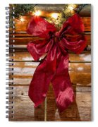 Sweet Dreams Christmas Spiral Notebook