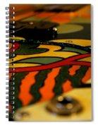 Sweet Fender Precision Bass Spiral Notebook