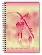 Sweet Heart Spiral Notebook