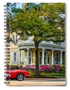 Sweet Home New Orleans 3 Spiral Notebook